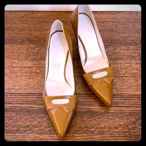 Brand New Salvatore Ferragamo Pointy Pump Shoes